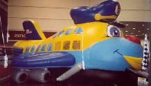 Le jumbo Jet